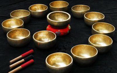 MEDITAZIONE ALLA LUNA NUOVA ACCOMPAGNATA DALLE VIBRAZIONI DELLE CAMPANE TIBETANE.
